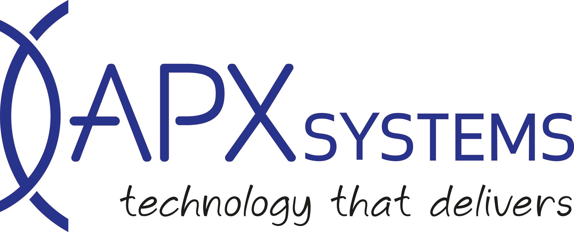 APX systemer AS Logo