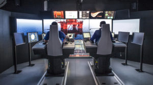 Simsea-simulator i Haugesund